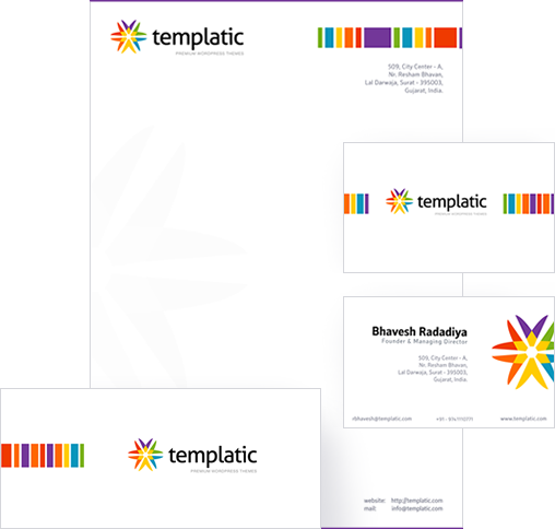 Templatic Logo Design