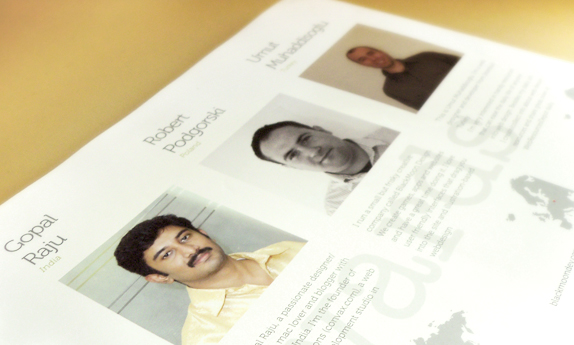 Gopal Raju - Thecssawards book