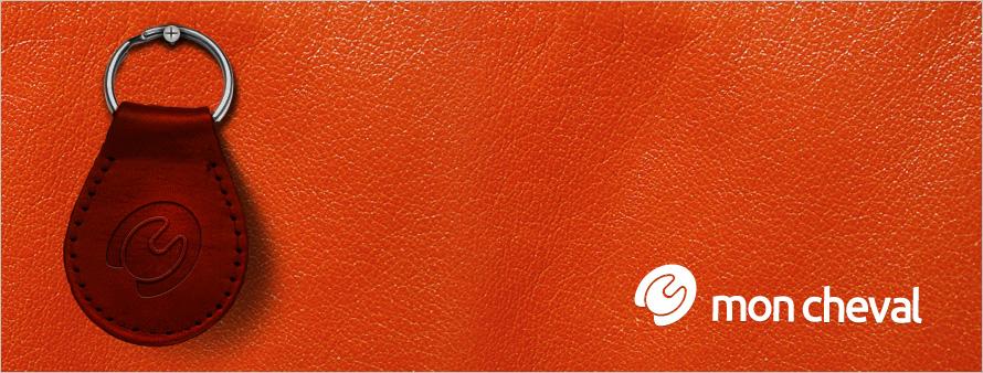 letter m logo. horse shoe logo concept with